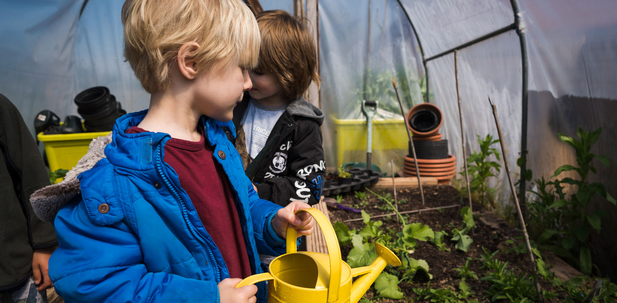 Yew Tree Nursery - About Us