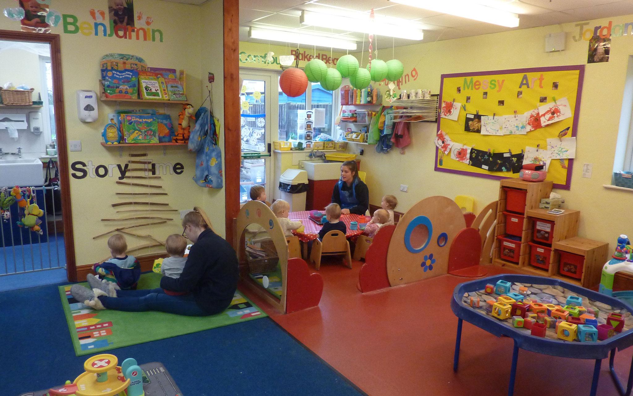 Yew Trees Nursery - Baby Room