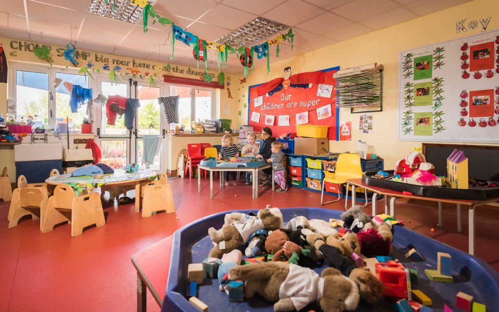 Yew Trees Nursery - Toddlers Room