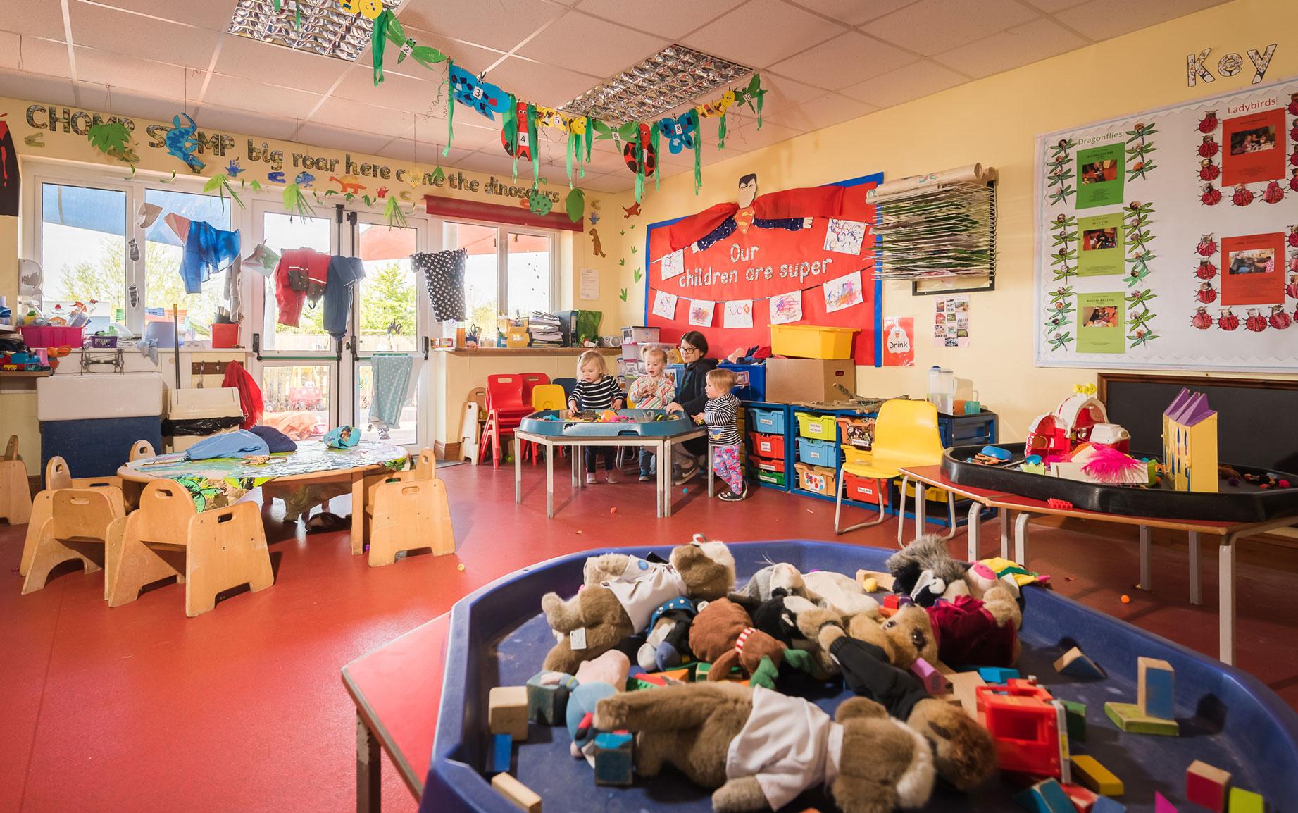 Yew Trees Nursery - Toddlers Room
